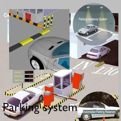 ระบบบริหารลานจอดรถ ที่สมบรูณ์ ควรมีอุปกรณ์เสริมอะไรบ้าง